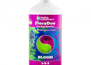 FloraDuo Bloom GHE 1 л